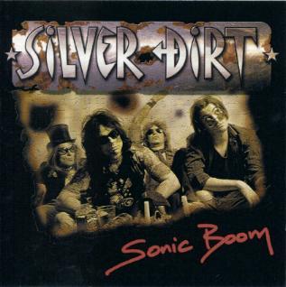 Silver Dirt - Sonic Boom