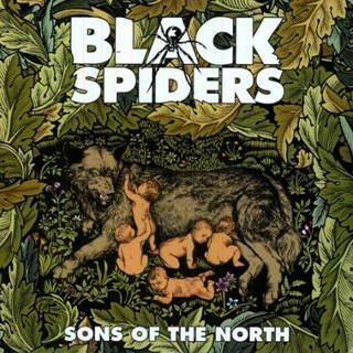 Black Spiders - Sons Of The North