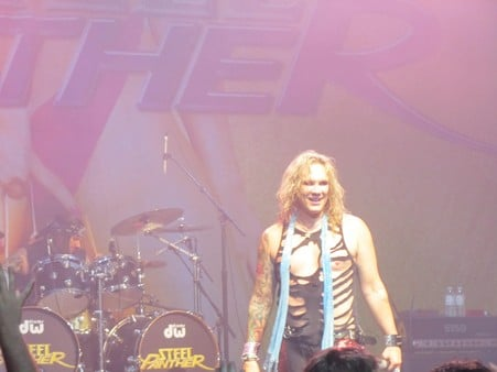 Steel Panther in Toronto
