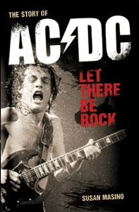 AC/DC Book Let There Be Rock Expanded