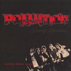 Pollution - Strange Attractors