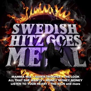 Swedish Hitz Goes Metal - Swedish Hitz Goes Metal