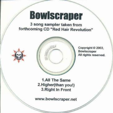 Three Song Sampler